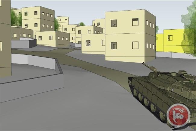 """""""اسرائیل"""" برای جنگ با حزب الله،شهرِ لبنانی میسازد"""