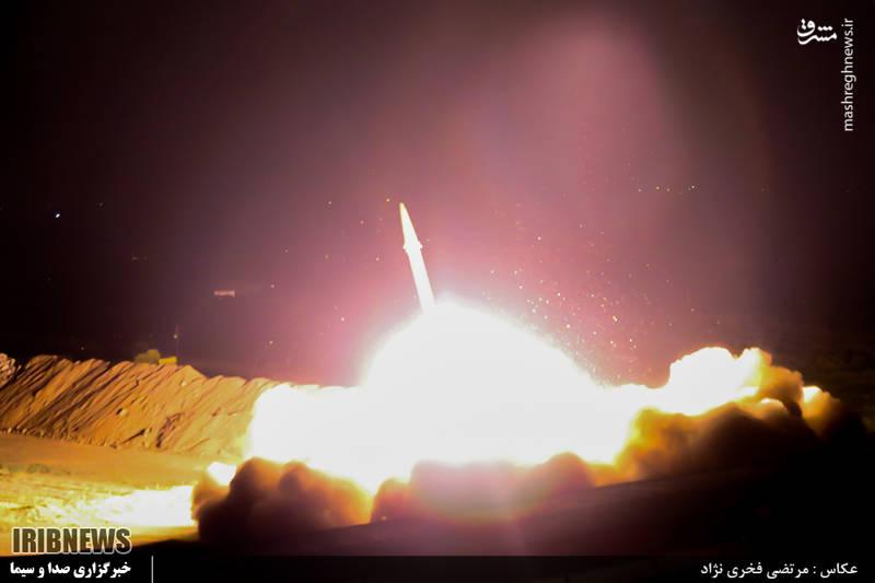 وحشت اندیشکده مشهور فرانسوی از قدرت و دقت موشکهای سپاه/ شلیک به دیرالزور دست برتر ایران را در بخش تاکتیکی و عملیاتی نشان داد