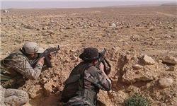«اتصال دادن» محورهای عملیاتی در عمق صحرای سوریه ادامه دارد