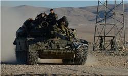 ارتش سوریه کنترل میدان نفتی «الهیل» در تدمر را به دست آورد