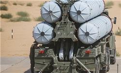 شمال خلیج فارس و قلمروی هوایی عربستان در پوشش سامانه اس-۳۰۰