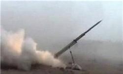 سقوط یک موشک در شمال شرق کربلای معلی