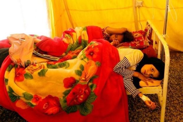 اینجا غزه نیست… سایه سنگین وبا بر سر کودکان یمنی +تصاویر