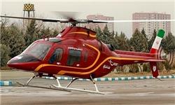 تجهیز هوانیروز سپاه ایران به بالگردهای جدید ساخت شرکت پنها