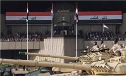 رژه «آزادی و پیروزی» در بغداد در حضور نخستوزیر عراق +عکس