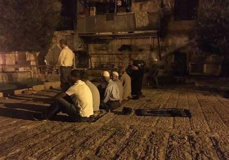 کمیتههای مقاومت در غزه: بسته شدن مسجدالاقصی اعلام جنگ است