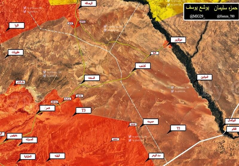 آینده نبردهای صحرا در سوریه/برنامه ارتش برای شکست پروژه واشنگتن