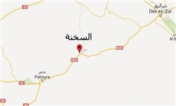 تحکیم سیطره ارتش سوریه بر اتفاقات مشرف بر «السخنه» در شرق حمص