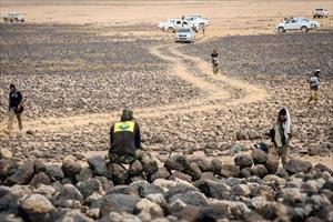 عملیات ویژه نُجَباء در مثلث مرزى عراق با سوریه و اردن +عکس
