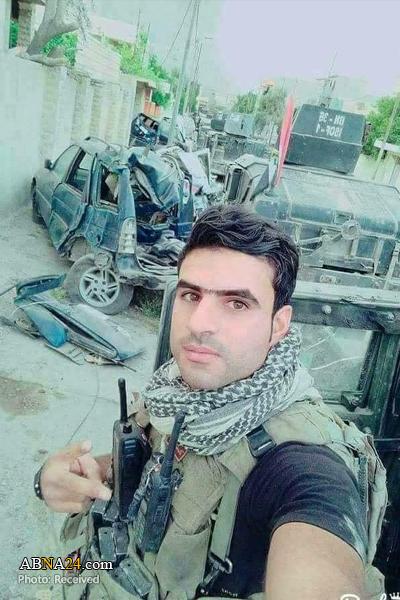 اقدام شجاعانه و منحصربفرد نظامی عراقی با لباس عناصر داعش + عکس