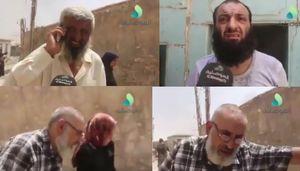 تروریستهای داعش چگونه از شهر موصل فرار میکنند؟ + تصاویر
