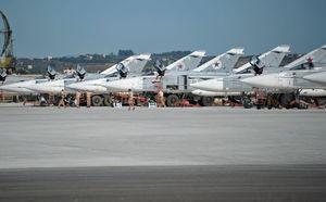 با فرودگاههای نظامی سوریه آشنا شوید/ چه فرودگاههایی در کنترل دولت و کدام در اشغال تروریستهاست؟ + اینفوگرافیک