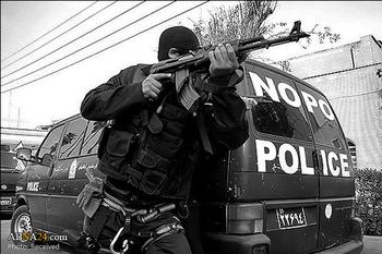 ۲۱ عضو داعش در مشهد دستگیر شدند