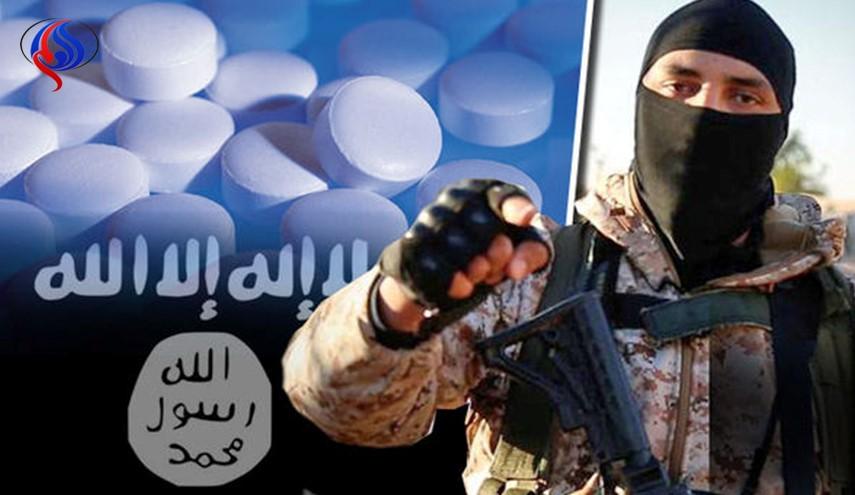 قرص روانگردان، کار دست انتحاری داعشی داد