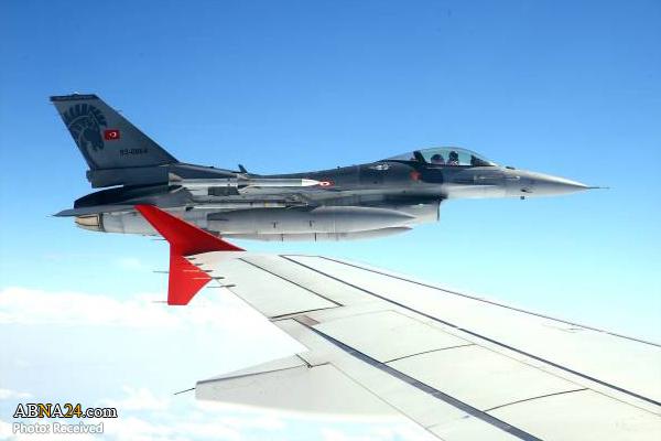 جنگندههای اف۱۶، اردوغان را تا استانبول همراهی کردند! + عکس