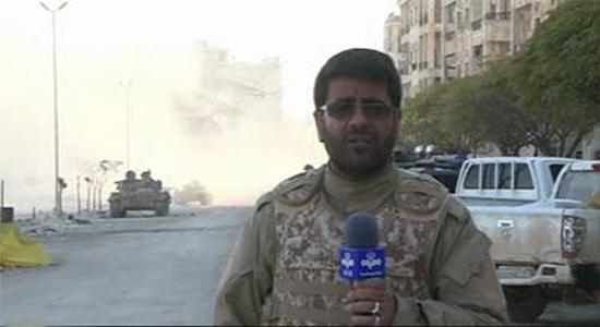 نگاهی به سلحشوری یک خبرنگار در دل حلب
