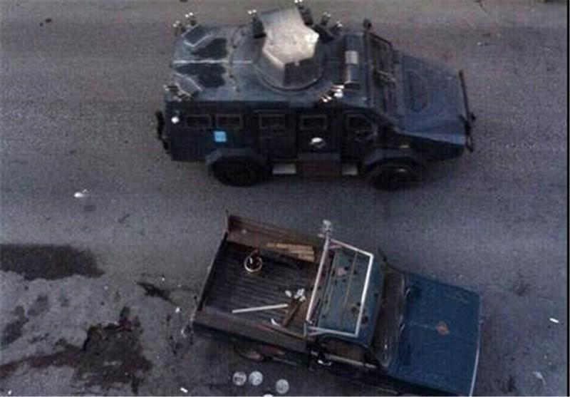 یک تصویر، یک نگاه/ «شیر و موش» وصف حال نظامیان سعودی!