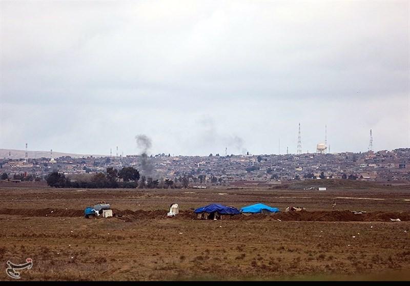 کشته شدن ۱۱ تروریست در الانبار/ فشار آمریکا برای مشارکت نکردن حشد الشعبی در آزادسازی تلعفر
