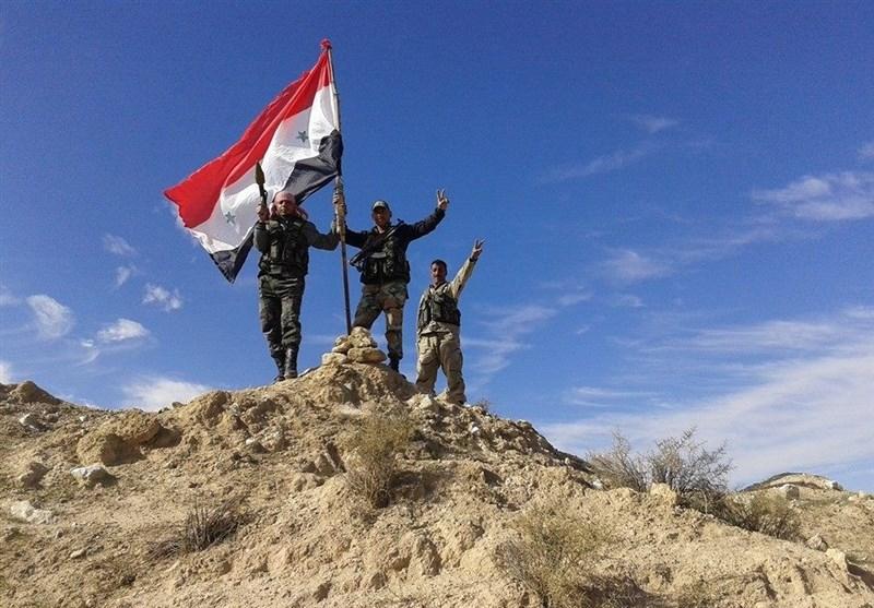 ارتش سوریه از فرات عبور کرد+نقشه