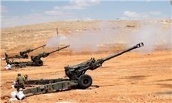 آغاز عملیات گسترده لبنان علیه گروهک داعش در مرز با سوریه