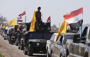 آخرین نقشه میدانی شهر تلعفر/ نیروهای عراقی به ۳۰۰ متری مرکز شهر رسیدند + تصاویر