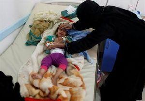 همکاری بیولوژیکی آمریکا-عربستان در یمن
