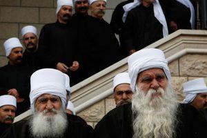 با یگان «لبیک یا سلمان» آشنا شوید/ لشکر دروزیها برای دفاع از بشار اسد +عکس
