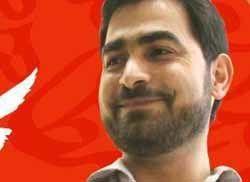 خبرنگاری که مدافع حرم شد + عکس