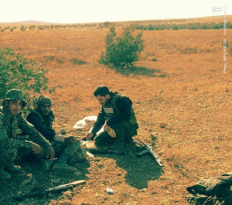 عکس/ خبرنگارانی که از جان گذشتهاند