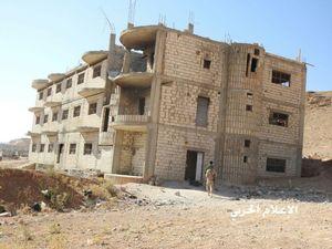 تازهترین تصاویر از مقر جبهه النصره در عرسال