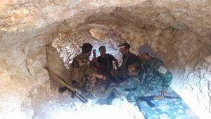 نیروهای مقاومت به ۱۱ کیلومتری مهمترین پایگاه داعش در استان حماه رسیدند + نقشه میدانی