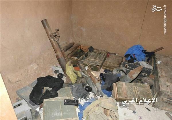 عکس/تجهیزات سعودی در دستان تروریستهای النصره