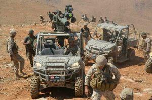 پاکسازی مناطق تحت اشغال داعش در قلمون غربی سوریه/ داعش ۴۵ درصد مناطق اشغالی در خاک لبنان را از دست داد + نقشه میدانی و عکس