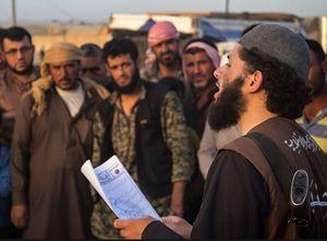 چه بخشهایی در عراق در کنترل داعش است؟