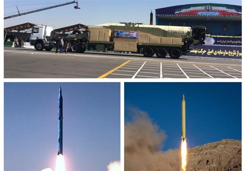 """""""موشکهای اسرائیلزن""""؛ سپاه از کجا میتواند تلآویو را هدف قرار دهد + تصاویر و نقشه"""