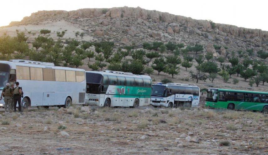 سرنوشت کاروان داعش از شرق لبنان به شرق سوریه چه شد؟