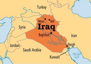 تبعات اقدامات ۱۵ ساله امریکا در عراق +جدول