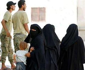 مراحل ازدواج یک جوان داعشی