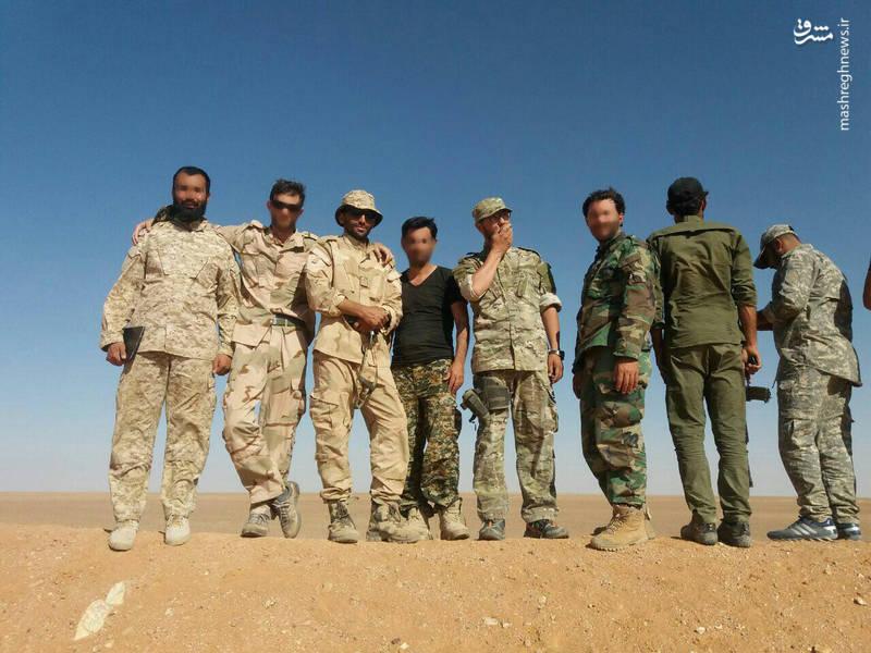 فرمانده «شهید حججی» چه کسی بود؟ +تصاویر