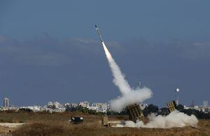 آذربایجان خود را زیر «گنبد آهنین» اسرائیل قرار میدهد