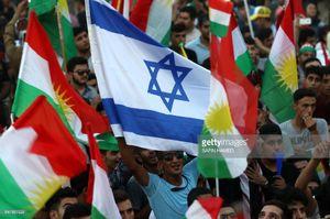 سوءاستفاده حامیان اسرائیل از وضعیت اقلیم کردستان +عکس