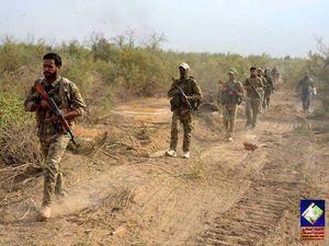 فرمانده فراری داعش دستگیر شد+عکس
