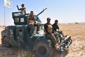 کمر داعش در حومه شرقی شهر شرقاط شکسته شد/ حرکت کاروان جبهه مقاومت به سوی لانه فساد تروریستها + نقشه میدانی