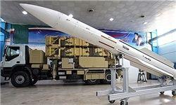 هواپیمای «لاکهید یو-۲ » در برد موشک صیاد-۳ ایران قرار دارد