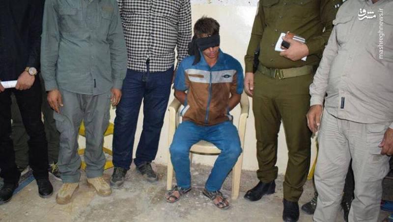 عکس/ عامل انتحاری حمله به عزاداران حسینی (ع)