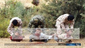 عکس/ داعش سر ۶ مصری را برید