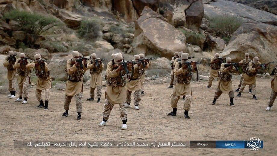 گسترش فعالیت داعش در یمن+تصاویر
