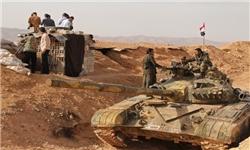 دیرالزور؛ پیشروی ارتش سوریه در شهر المیادین و شرق رود فرات