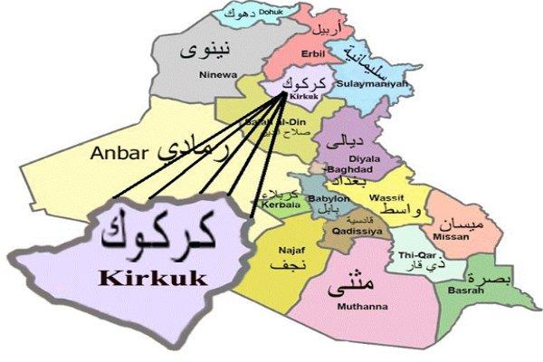 انبیسینیوز: ایران در کرکوک آمریکا را تحقیر کرد