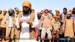 داعش سه تن از بزرگان مخالفِ اسد را اعدام کرد +عکس